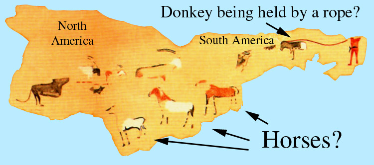 Of the earth world map ancient egyptian map of horses gumiabroncs Images